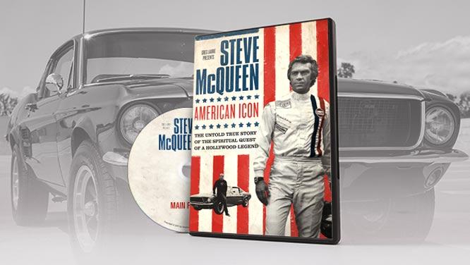 Steve McQueen: An American Icon DVD